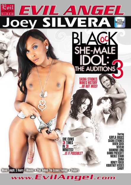 Black Shemale Idol - The Auditions #03