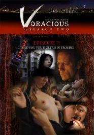 Voracious - Season #02 Episode #07 DVD Cover