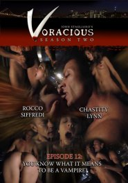 Voracious - Season #02 Episode #12 DVD Cover
