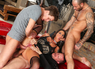 Rocco's Perfect Slaves #05, Scene #03
