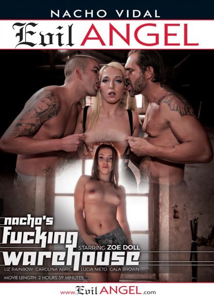 Nacho's Fucking Warehouse Dvd Cover
