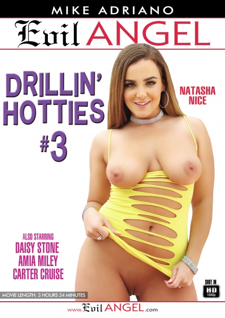 Drillin' Hotties #03 Dvd Cover