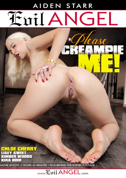 Please Creampie Me! Dvd Cover