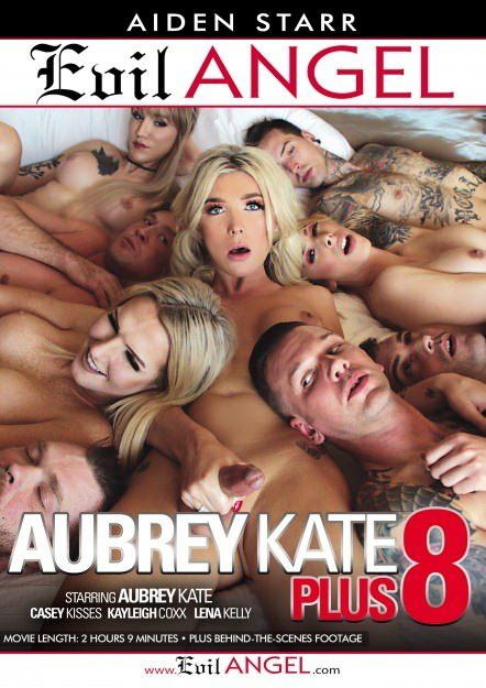 Aubrey Kate Plus 8 DVD Cover