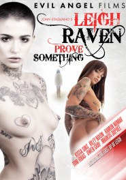 Leigh Raven Prove Something Dvd Cover