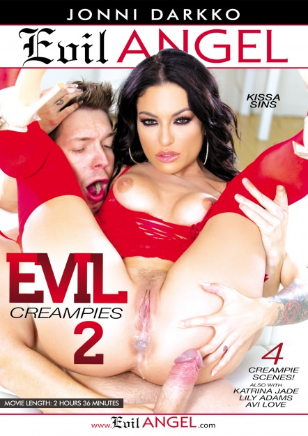 Evil Creampies #02 Dvd Cover