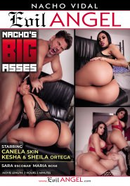 Nacho's Big Asses Dvd Cover