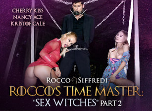 Time Master Sex Witches, Scene #02