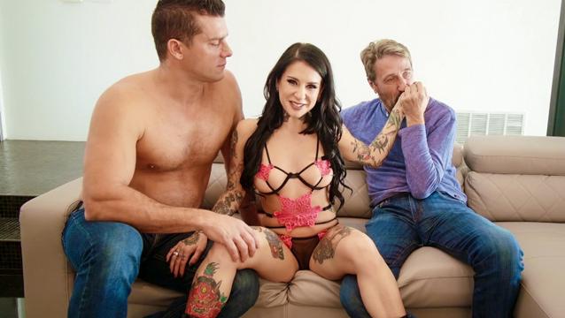 German Mature Anal Threesome