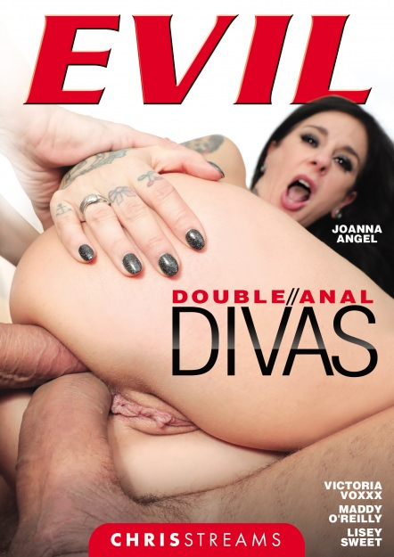 Double Anal Divas DVD Cover