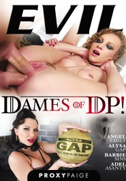 Dames of DP Dvd Cover