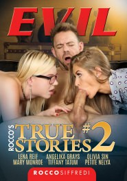 Rocco's True Stories #02 Dvd Cover