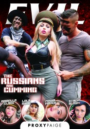 The Russians Are Cumming Dvd Cover