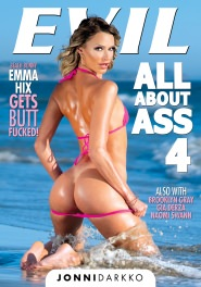 All About Ass #04 Dvd Cover