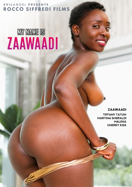 My Name Is Zaawaadi DVD Cover