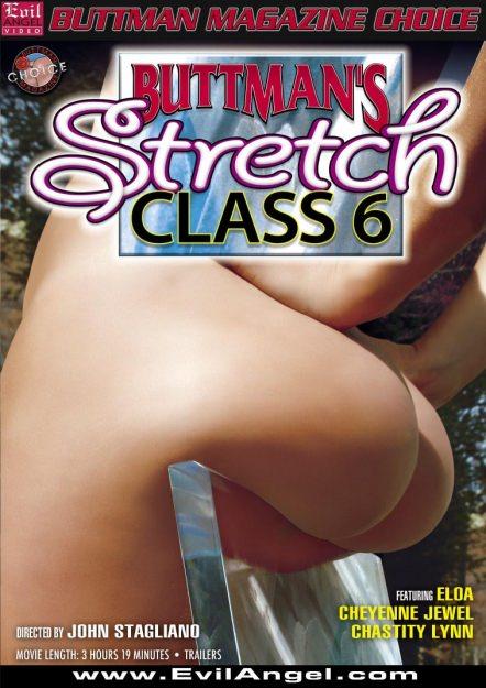 Stretch Class #06 DVD Cover