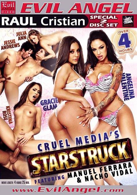 Starstruck DVD Cover