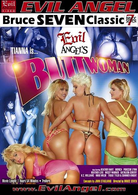 buttwoman dvd