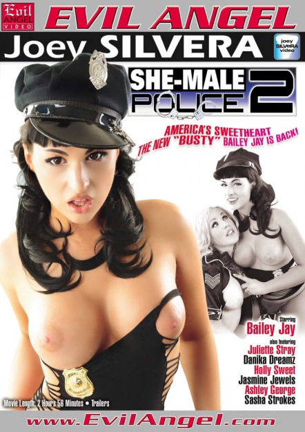 She-Male Police #02