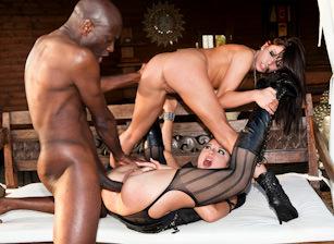 Rocco's Bitches In Uniform, Scene #02