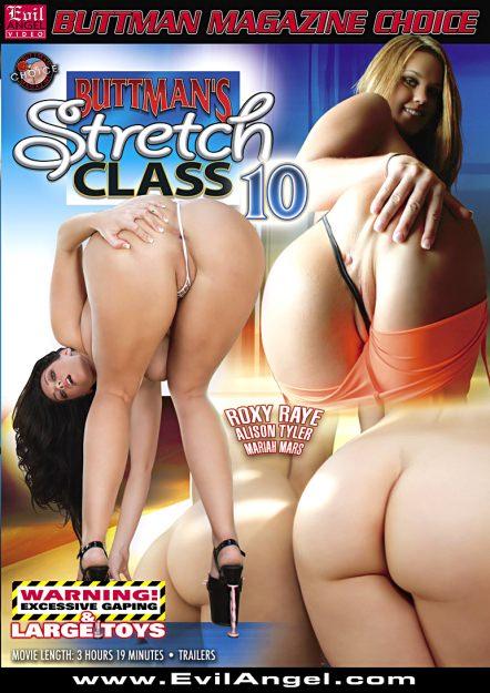 Stretch Class #10 DVD Cover